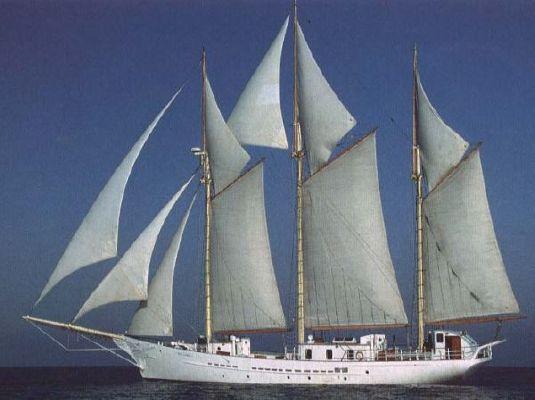 Three Masted Schooner 121 1990 Schooner Boats for Sale