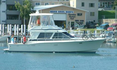 Boats for Sale & Yachts Tollycraft 40 Sport Sedan 1990 All Boats