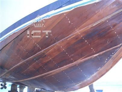 1990 tuzla motoryacht flybridge  6 1990 TUZLA MOTORYACHT Flybridge