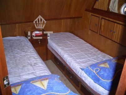 1990 tuzla motoryacht flybridge  7 1990 TUZLA MOTORYACHT Flybridge