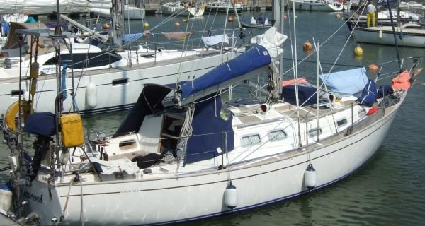 Vancouver 34 Refitted 1990 All Boats