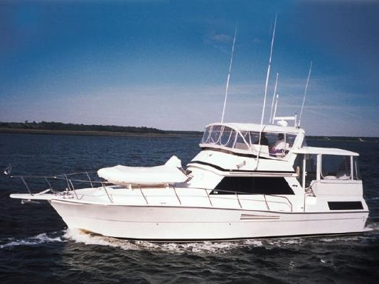 1990 Viking 44 Motor Yacht Boats Yachts For Sale