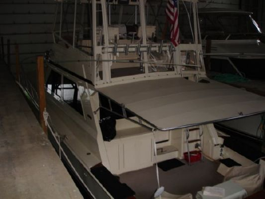 1990 viking 48 convertible freshwater  20 1990 Viking 48 convertible (freshwater)