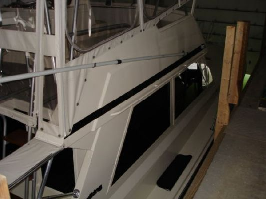 1990 viking 48 convertible freshwater  32 1990 Viking 48 convertible (freshwater)