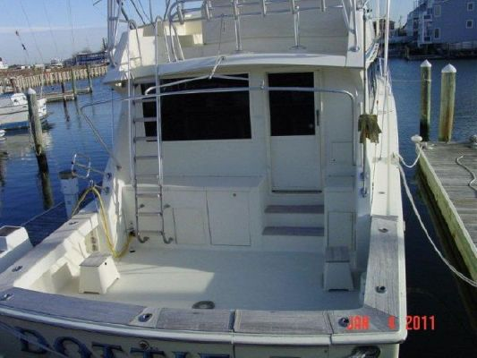 Viking 57 Convertible 1990 Viking Boats for Sale