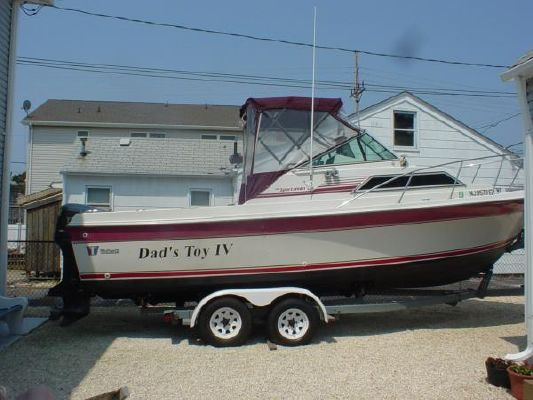 Wellcraft 250 Sportsman / Trailer 1990 Wellcraft Boats for Sale