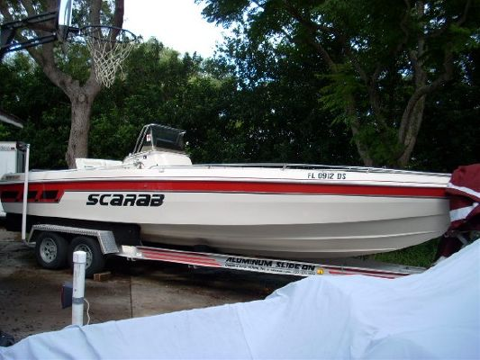 1990 Wellcraft 26 Scarab Boats Yachts For Sale