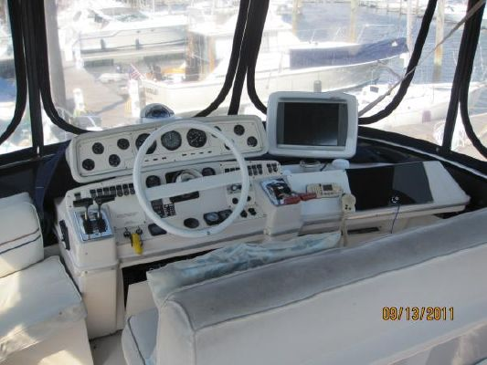 1990 wellcraft 46 cockpit motor yacht  6 1990 Wellcraft 46 Cockpit Motor Yacht