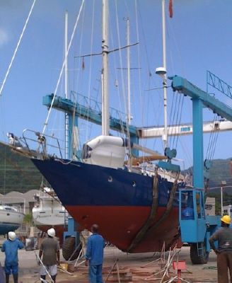 Alan Pape Ketch 50 1991 Ketch Boats for Sale