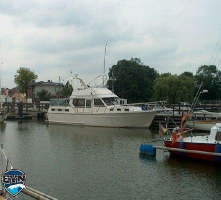 AMS Trawler Flushdeck 390 1991 Trawler Boats for Sale