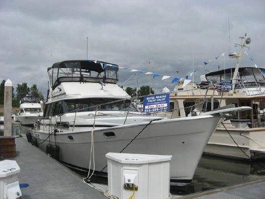 Bayliner 3888 MY Diesels 1991 Bayliner Boats for Sale
