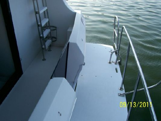 Bluewater Cockpit Motoryacht 1991 Bluewater Boats for Sale