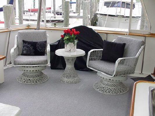 1991 californian 45 motor yacht  12 1991 Californian 45 Motor Yacht
