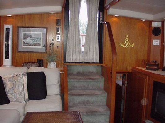 1991 californian 45 motor yacht  16 1991 Californian 45 Motor Yacht