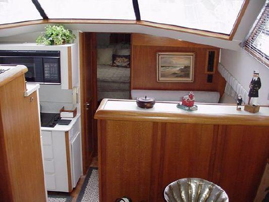 1991 californian 45 motor yacht  20 1991 Californian 45 Motor Yacht