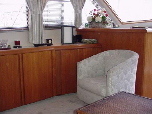 1991 californian 45 motor yacht  21 1991 Californian 45 Motor Yacht