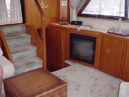 1991 californian 45 motor yacht  22 1991 Californian 45 Motor Yacht