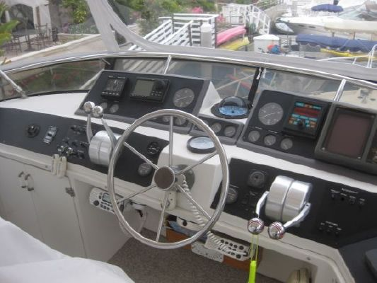 Californian 55 Cockpit Motor Yacht 1991 All Boats