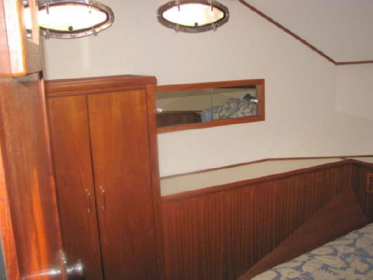 Canoe Cove 46 Pilothouse 1991 Pilothouse Boats for Sale
