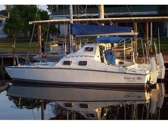 Carlson Ultimate Concept Catamaran 1991 Catamaran Boats for Sale