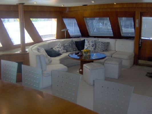 Cheoy Lee cockpit motoryacht/$695k/trades considered 1991 Cheoy Lee for Sale