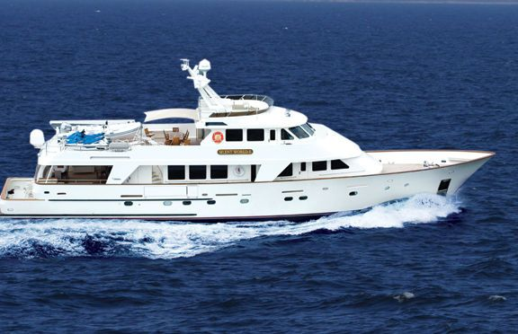 Christensen Motor Yacht 1991 All Boats