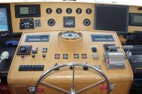 Crescent Motor Yacht 1991 All Boats