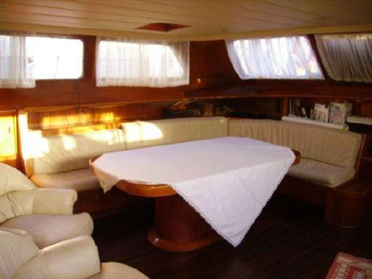 Custom Line Ketch 25 M 1991 Ketch Boats for Sale
