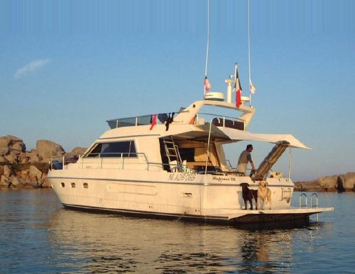 Ferretti 39' 1991 All Boats