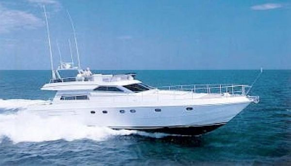 Ferretti 58S 1991 All Boats