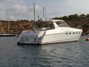 Ferretti Altura 47 open 1991 All Boats