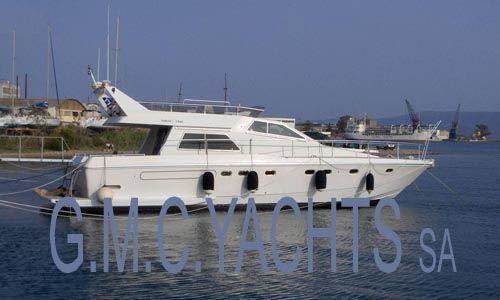 Ferretti Altura 52 1991 All Boats