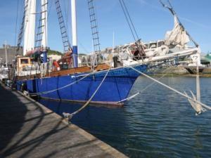 Ferro Cement Gaff Rigged Schooner 70 1991 Schooner Boats for Sale