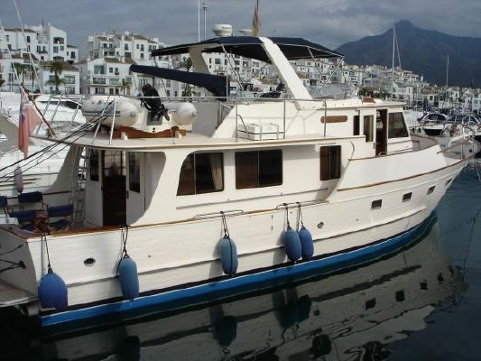 1991 Fleming 53 - Boats Yachts for sale