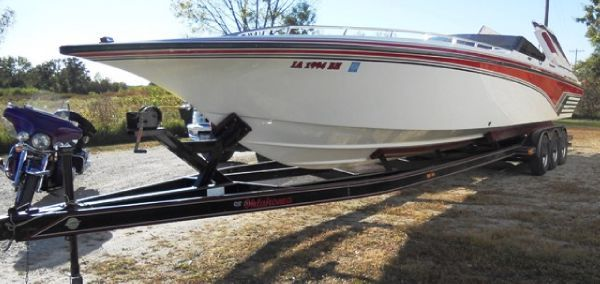Fountain 38 Fever 1991 Fountain Boats for Sale