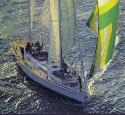 Frers aluminium 82' Ocean Cruising Ketch 1991 Ketch Boats for Sale