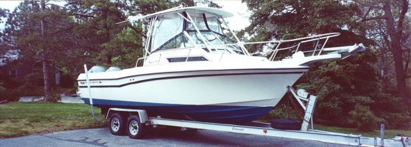 Grady White 232 Gulfstream 1991 Fishing Boats for Sale Grady White Boats for Sale