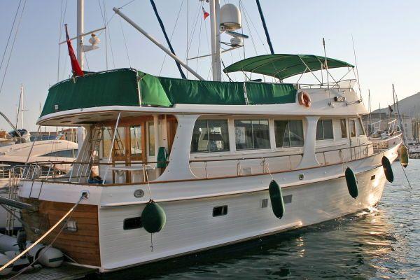 Grand Banks 58 Classic 1991 Grand Banks Yachts
