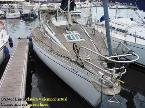Boats for Sale & Yachts Grand Soleil 343 1991 All Boats