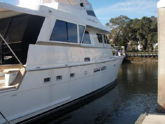 Boats for Sale & Yachts Hatteras $150000 PRICE DEDUCTION !!! MY FULL BEAM ENGINE ROOM AND VIP 1991 Hatteras Boats for Sale