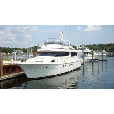 1991 hatteras 70 cockpit motor yacht boats yachts for sale for Hatteras 70 motor yacht