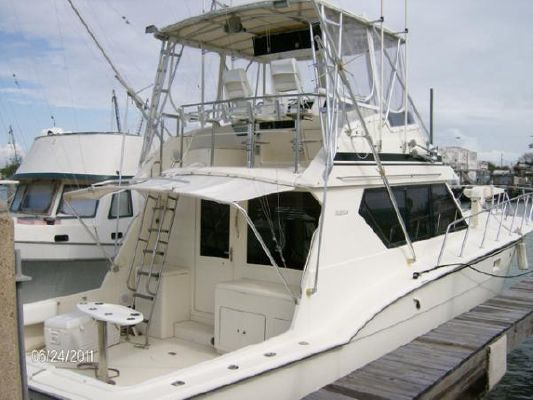 Hatteras Cruiser 1991 Hatteras Boats for Sale