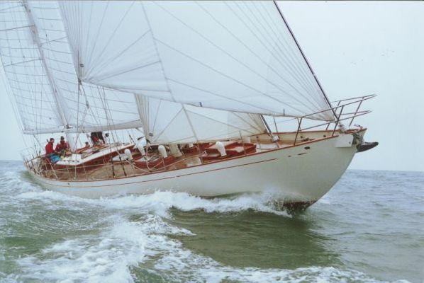 Hoek Design Classic Ketch 1991 Ketch Boats for Sale