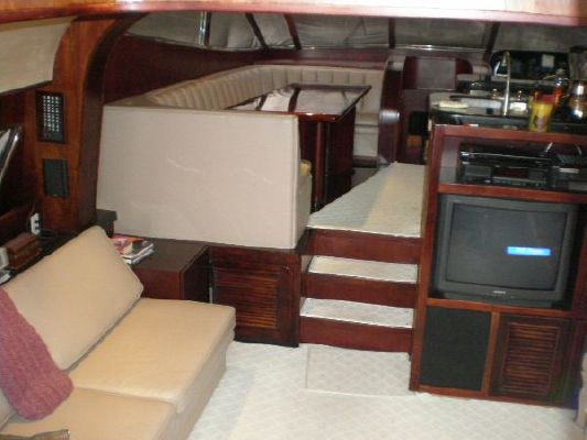 Johnson 63 Aft Cabin Motoryacht 1991 Aft Cabin All Boats