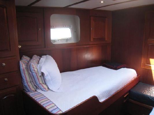 Jones Goodell cruising pilothouse sloop 1991 Pilothouse Boats for Sale