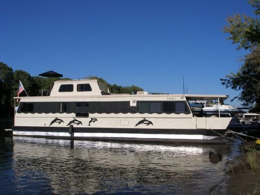 1991 Leisurecraft Pontoon Houseboat Boats Yachts For Sale