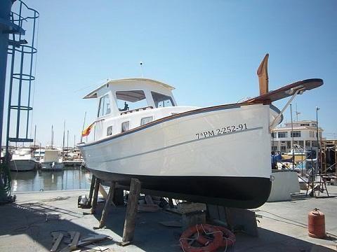 Boats for Sale & Yachts Llaut bennasar Aucanada 37 1991 All Boats