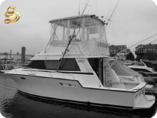 Luhrs 3420 Tournament 1991 All Boats