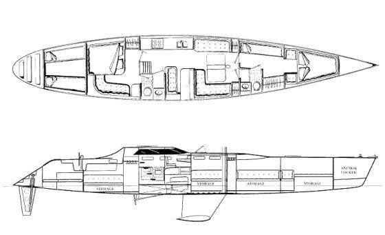 Macgregor 65 Fast Offshore Cruiser ULDB 1991 MacGregor boats for sale