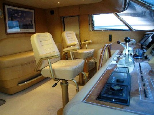 Maiora Motor Yacht 1991 All Boats